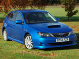 Images of Subaru Impreza WRX Hatchback UK-spec (GH) 2007–10