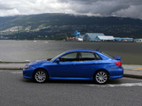 Images of Subaru Impreza WRX Sedan US-spec 2007–10