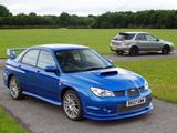 Images of Subaru Impreza GB270 & Sport Wagon 2007