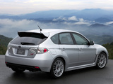 Images of Subaru Impreza WRX STi US-spec (GRB) 2008–10