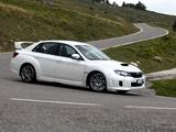 Images of Subaru Impreza WRX STi Sedan 2010