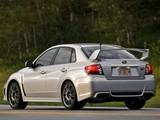 Images of Subaru Impreza WRX STi Sedan US-spec 2010