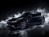 Images of Subaru Impreza WRX STi A-Line Type S (GRF) 2010–11