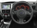 Images of Subaru Impreza WRX Sedan AU-spec (GE) 2010