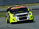 Images of Subaru Impreza WRX STi Rallycross (GRB) 2012
