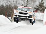 Images of Subaru Impreza WRX STi Sedan Rally Car 2012