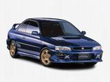 Images of Subaru Impreza WRX Type R STi 1996–97