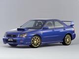 Photos of Subaru Impreza WRX STi 2003–05