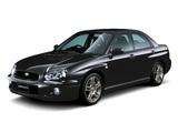 Photos of Subaru Impreza WRX (GDB) 2003–05