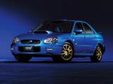 Photos of Subaru Impreza WRX STi Spec C WR-Limited (GDB) 2004