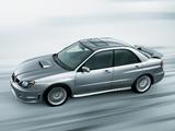 Photos of Subaru Impreza WRX US-spec (GDB) 2005–07