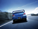 Photos of Subaru Impreza WRX STi 2005–07