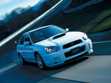 Photos of Subaru Impreza STi S203 (GDB) 2005