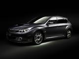 Photos of Subaru Impreza WRX STi JP-spec (GRB) 2008–10