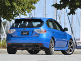 Photos of Subaru Impreza WRX STi US-spec (GRB) 2008–10