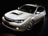 Photos of Subaru Impreza WRX STi A-Line (GRF) 2009–10