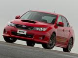 Photos of Subaru Impreza WRX Sedan AU-spec (GE) 2010