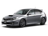 Photos of Subaru Impreza WRX STi A-Line Type S (GRF) 2010–11