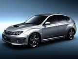 Photos of Subaru Impreza WRX STi JP-spec (GRB) 2010