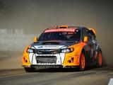 Photos of Subaru Impreza WRX STi Rallycross (GRB) 2012