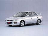 Photos of Subaru Impreza WRX STi 1994–96