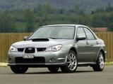 Photos of Subaru Impreza WRX STi Limited 2006