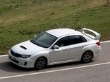 Photos of Subaru Impreza WRX STi Sedan 2010