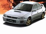 Pictures of Subaru Impreza WRX STi Ver.II (GC8) 1995–96