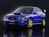 Pictures of Subaru Impreza WRX STi 2003–05