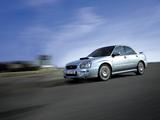 Pictures of Subaru Impreza WRX (GDB) 2003–05