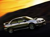 Pictures of Subaru Impreza STi S203 (GDB) 2005