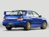 Pictures of Subaru Impreza WRX STi 2005–07