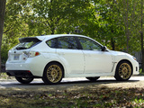 Pictures of Subaru Impreza WRX STi US-spec (GRB) 2008–10