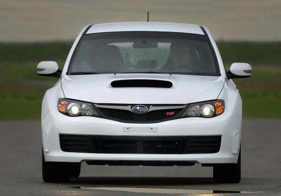 Pictures Of Subaru Impreza Wrx Sti Us Spec Grb 200810