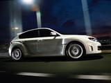 Pictures of Subaru Impreza WRX STi A-Line (GRF) 2009–10
