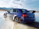 Pictures of Subaru Impreza WRX STi Sedan US-spec 2010