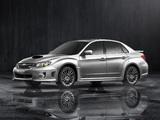 Pictures of Subaru Impreza WRX Sedan US-spec (GE) 2010