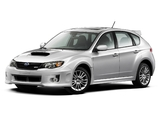 Pictures of Subaru Impreza WRX Hatchback US-spec 2010