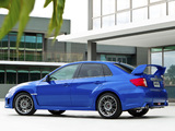 Pictures of Subaru Impreza WRX STi Sedan AU-spec 2010