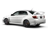 Pictures of Subaru Impreza WRX STi Sedan Spec C 2012