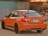 Pictures of Subaru Impreza WRX STI Special Edition 2012