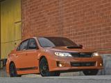 Pictures of Subaru Impreza WRX Special Edition 2012