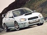 Pictures of Subaru Impreza WRX STi WR1 Special Edition (GDB) 2004–05