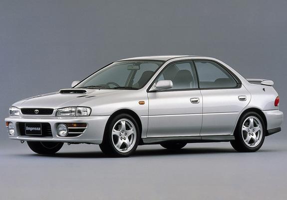 Pictures Of Subaru Impreza WRX 1996 99