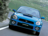 Pictures of Subaru Impreza WRX 2000–02