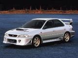 Subaru Impreza STi S201 (GC8) 2000 photos