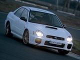 Subaru Impreza WRX STi Spec C Type RA (GDB) 2001 pictures