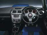 Subaru Impreza WRX STi 2003–05 images