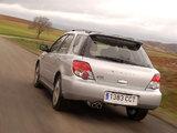 Subaru Impreza WRX Sport Wagon (GGA) 2003–05 images