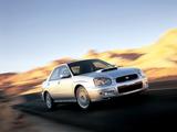 Subaru Impreza WRX (GDB) 2003–05 images